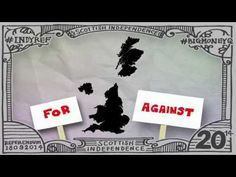 ▶ Scottish Independence: The Big Money Question - An impartial look at the main currency choices which would face an independent Scotland. This animation is based on research from the National Institute of Economic and Social Research