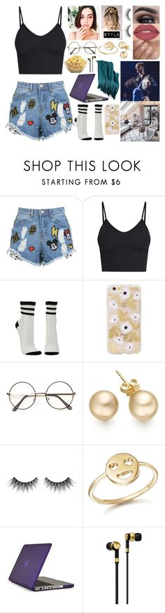 """cozy night in turns stressful 🌙 maisie 🌙"" by lostboyys ❤ liked on Polyvore featuring Disney Stars Studios, Charlotte Russe, ZeroUV, Huda Beauty, Smashbox, Bing Bang, Speck and Master & Dynamic"