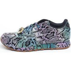 free shipping be92e 5aa10 ... asics gel kinsei 4 hombre negro gris rzjuy0 2f523 ebb6e  low price  reebok cl lthr lux me color negro azul violeta zapatos mujer 9ca56 609c7