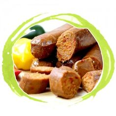 Salsiccia VEGAN gusto Chorizo - Wheaty