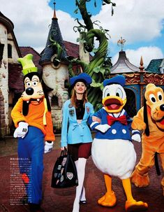 """""""A Playful Sense of Wonder"""" Georgia May Jagger and Chihara by Giampaolo Sgura for Vogue Japan April 2014 Disney Cast, Disney Magic, Fashion Tape, Vogue Fashion, Vogue Editorial, Editorial Fashion, Kms California, High Fashion Photography, Glamour Photography"""