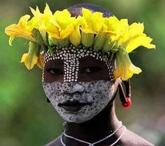 People of the Omo Valley`.