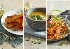 6 enkle juleretter til julebordet Egg Benedict, Scampi, Creme Fraiche, Slow Food, Gull, Couscous, Carrots, Food And Drink, Eggs