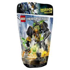 RILEY- LEGO® Hero Factory ROCKA Stealth Machine 44019