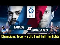 Teams and schedule officially announced for international champions - Champions Trophy 2017 Icc Champions Trophy 2017 Pinterest Nuova