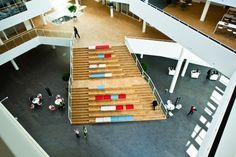Viborg Town Hall by Henning Larsen Architects