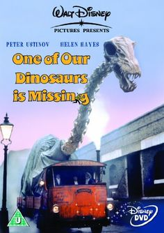 One of Our Dinosaurs is Missing., rated G. British comedy spoof on 1942 British film One of Our Aircraft is Missing. Every Disney Movie, Walt Disney Movies, Walt Disney Pictures, Old School Movies, Old Movies, Funny Films, Video On Demand, British Comedy, Disney Animation