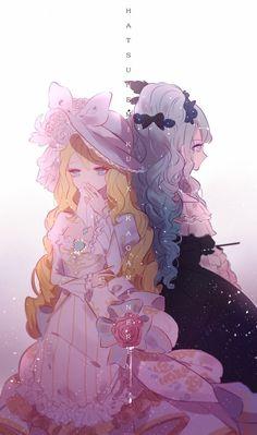 5 Anime, Girls Anime, Anime Girl Cute, Chica Anime Manga, Anime Angel, Kawaii Anime Girl, Anime Art Girl, Anime Love, Manga Art