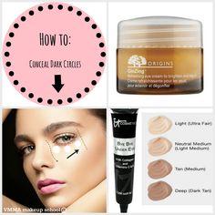 How to USE Concealer!   #concealer #makeup #makeupartist #makeupschool #makeuptips #makeuproducts #mua #beautyschool #eyemakeup #foundation #highlighter #eyecream #itcosmetics #origins #howto #makeuplessons #makeuptutorial #tutorial