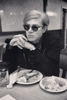 andy warhol - don't think about making art, just get it done. Let everyone else decide if its good or bad, whether they love it or hate it. While they are deciding make even more art.