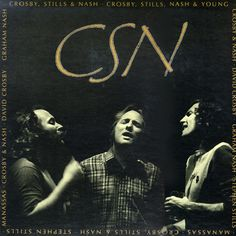 crosby stills and nash | Crosby, Stills & Nash - CSN (4CD Box Set Warner / Atlantic Records ...