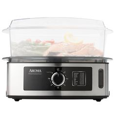 Aroma Housewares Professional 5-Quart Food Steamer, Stainless Steel *** Hurry! Check out this great sales : Baking desserts tools