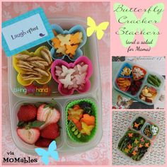Butterfly Lunches