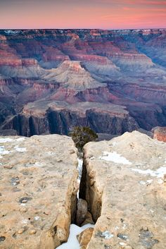Grand Canyon. After the West Coast I would like to revisit the most beautiful place in America. I've been once and I would love to go back and feel the rush you get when you see it.
