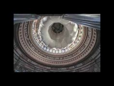 Time-lapse video of U.S. Capitol Dome Rotunda safety netting installation in preparation for restoration.