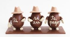 viciados em chocolate | ... chocolate | chocolates divertidos | chocolates em formatos diferentes