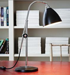 Side table task lamp, BTC