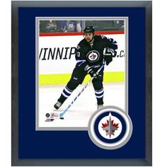 c856e0e96a5 Dustin Byfuglien Winnipeg Jets Fanatics Authentic Autographed 8