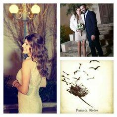 Pamela, One Shoulder Wedding Dress, Facebook, Wedding Dresses, Instagram, Fashion, Bride Dresses, Moda, Bridal Wedding Dresses