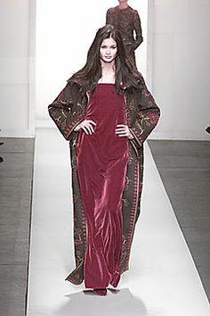 Oscar de la Renta   Fall 2000 Ready-to-Wear
