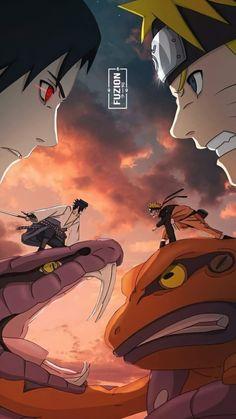 Naruto Vs Sasuke, Naruto Uzumaki Shippuden, Naruto And Sasuke Wallpaper, Wallpaper Naruto Shippuden, Naruto Art, Hinata, Naruto Images, Naruto Pictures, Wallpapers Naruto