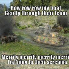 Funny World of Tanks Memes