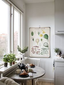 The 21 Best Small Kitchen Ideas of All Time - Apartment inspiration - Apartment Decor Little Kitchen, Eat In Kitchen, Kitchen Ideas, Kitchen Small, Kitchen Nook, Space Kitchen, Country Kitchen, Condo Kitchen, Kitchen Time