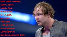 Jon Moxley Cradle To The Grave- Five Finger Death Punch