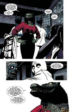 Exclusive Preview: Moon Knight #3 - Comic Vine