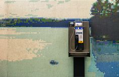 """by """"Daily Dose Of Imagery"""" Sheppard Subway Station. Flower Nails, 8 Bit, Vintage Love, Telephone, Landline Phone, Graphic Design, Cool Stuff, F1, Hong Kong"""