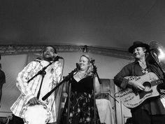 Paul Sanchez, Debbie Davis, John Boutte, Voodoo Fest, 2010, New Orleans
