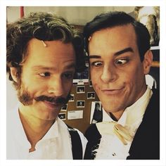 """""""{Laird Mackintosh and Jeremy Stolle} This is beautiful.  Hello guys! I just got home from school because it was a half day. I think I did really…"""""""