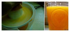 sumo de laranja... tão bom!