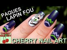 Tuto nail art lapin de pâques Perfect Nails, Cute Nails, Manicure, Beautiful, Manicure Ideas, Acrylic Paintings, Rabbits, Pretty Nails, Nail Bar