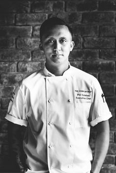 """""""Be the one who nurtures and builds. Be the one who has an understanding and forgiving heart. Be the one who looks for the best in people. Leave people better than you found them."""" - Phillip Esteban, Executive Chef at The Cork and Craft in San Diego, CA.  by Chaz Cruz Photography"""