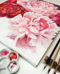 "1,960 kedvelés, 5 hozzászólás – Inspiring Watercolors (@inspiring_watercolors) Instagram-hozzászólása: ""@Regrann from @melibertine - Tag #inspiring_watercolors for a chance to be featured. #watercolors…"""