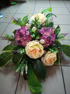 Fall Flowers, Ikebana, Memorial Day, Funeral, Flower Arrangements, Floral Wreath, Wreaths, Home Decor, Blue Prints