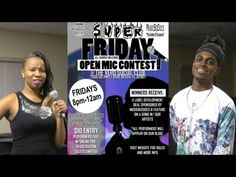 Open Mic Contest Super Friday show 2