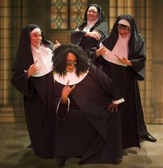 Word to your Mother!  Sister Act - the divine musical hits the Hull New Theatre stage 17-21 March Tickets from £10.