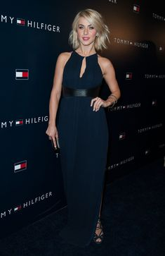 Julianne Hough Tommy Hilfiger's New West Coast Flagship Store February 2013 Julianne Hough Short Hair, New West, Hair Creations, Lace Up Sandals, Pretty Hairstyles, Star Fashion, Amy, Celebrity Style, Short Hair Styles