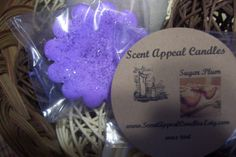 Sugar Plum by ScentAppealCandles on Etsy, $1.25