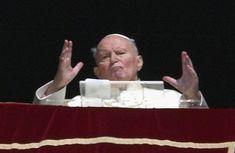 Su última aparición pública, 30 marzo 2005  Beato Juan Pablo II  Conoce su vida de santidad en www.aciprensa.com/juanpabloii