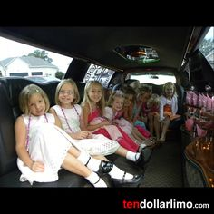 How about a party limo for your kid's birthday? #limo #limousine #Orlando #orlandoflorida #orlandofl #Daytona #Daytonabeach #happy #fun #cool #friends #kids #birthday #luxury #VIP #party #tendollarlimo tendollarlimo.com