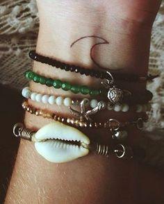 coastal vibes bracelets