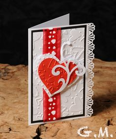 Valentine Card - Just Because I Love You