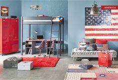 Déco chambre garçon - Styles & inspiration | Maisons du Monde