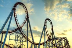 roller coaster - what does it take to design them as a career?