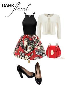 """""""Untitled #1654"""" by nadia-n-pow ❤ liked on Polyvore featuring Phase Eight and Miu Miu"""