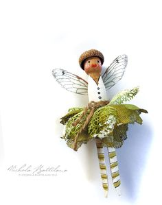 Holiday Traditions and Clothespin Fairies