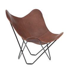 CASANOVA Møbler — Cuero - Mini Flagermusstolen - Chocolate